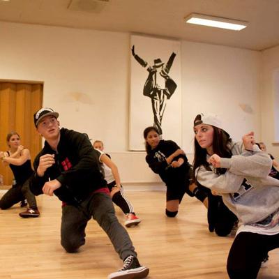 Hip Hop New School