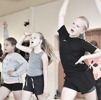 Dance Camp uge 27 - VJCDANS Hillerød