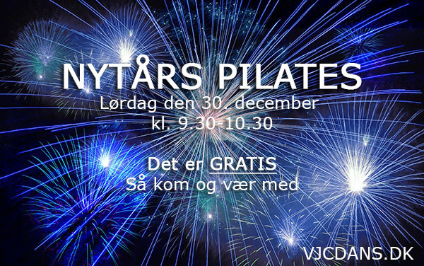 Pilates Hillerød - VJCDANS, Hillerød, Din Danseskole i Nordsjælland