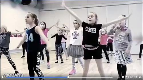 VJCDANS - Nye hold i januar 2018 - VJCDANS, Hillerød, Din Danseskole i Nordsjælland