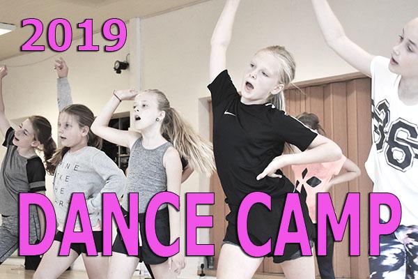 Dance Camp 2019