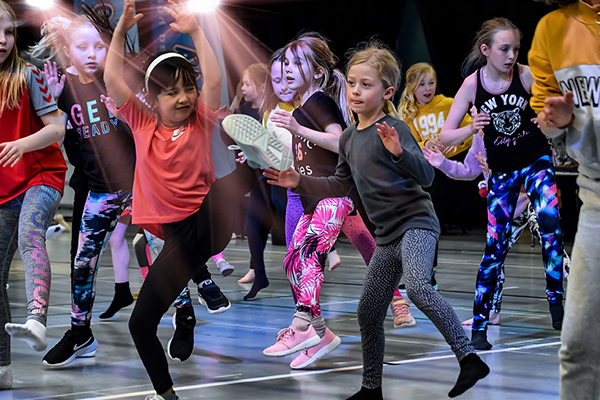 Ny dansesæson 2019-2020, VJCDANS Hillerød Nordsjælland