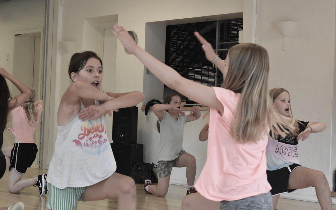 Klar til Dance Camp