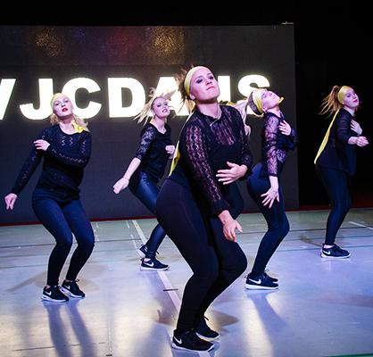 Danse tilbud til voksne, VJCDANS