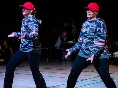 Hip Hop'ens mange stilarter - VJCDANS HIllerød Nordsjælland