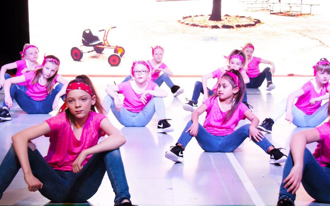Dygtige dansebørn - VJCDANS, Hillerød Nordsjælland