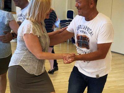Swing danse, VJCDANS, Hillerød, Nordsjælland