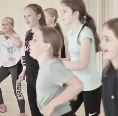 Dance Camp uge 32 - VJCDANS Hillerød