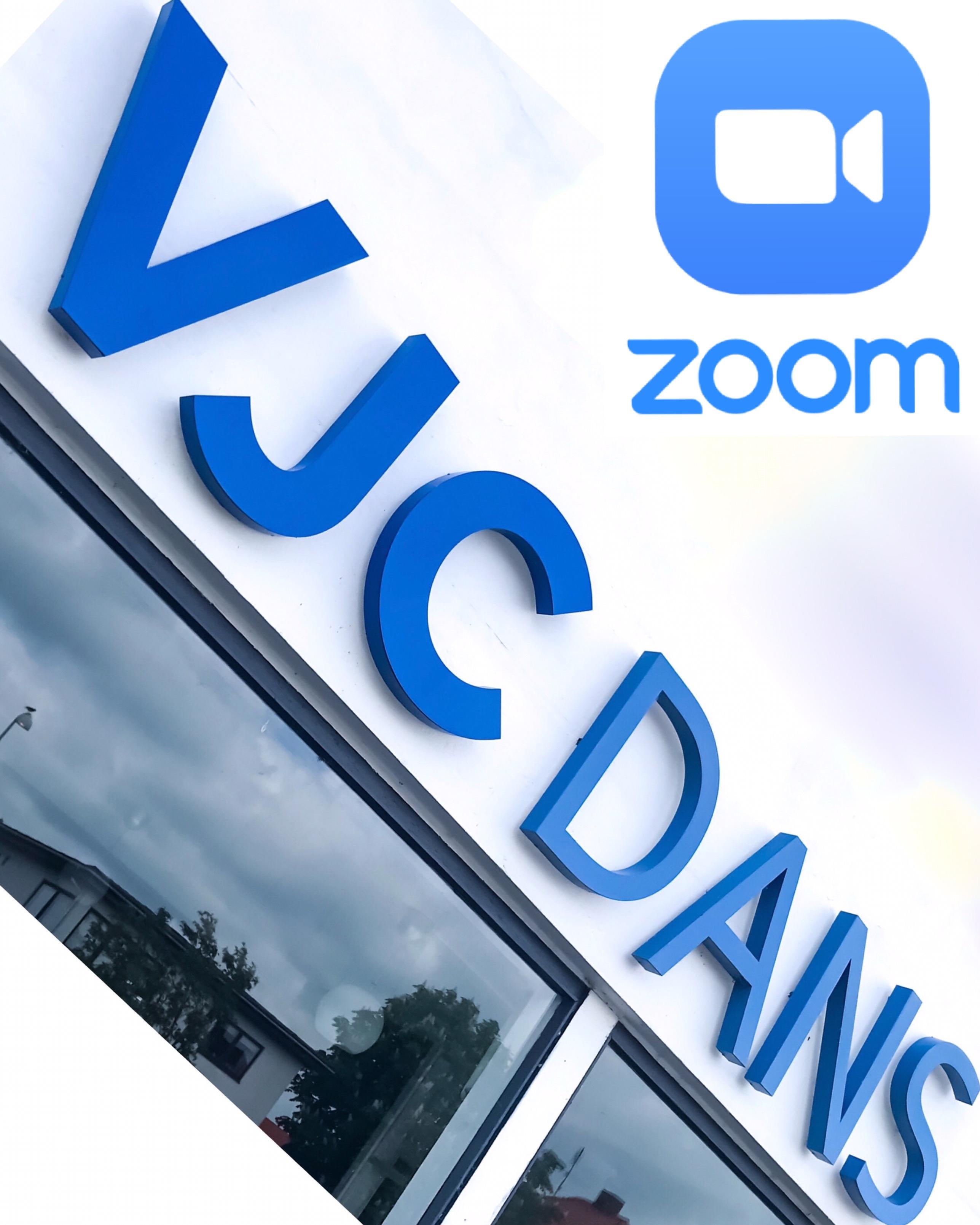 Online Danseskole – VJCDANS åbner online på ZOOM