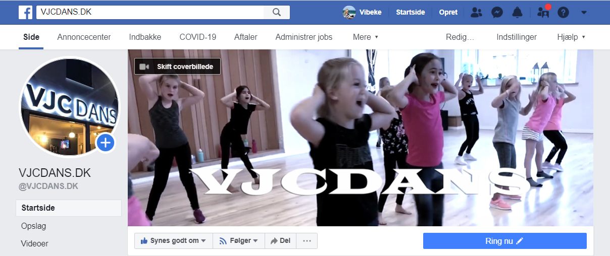 Dance Camp Uge 26, VJCDANS, Hillerød, Nordsjælland