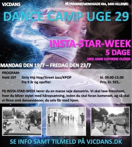 INSTA-STAR-WEEK uge 29
